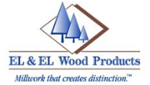 el el wood products logo